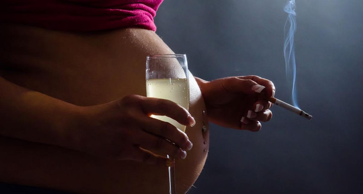 1 op 10 vrouwen roken tijdens zwangerschap