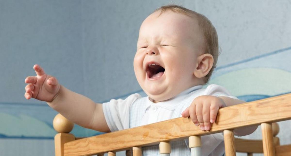 10 minuten regel bij baby's