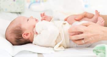Afwijkingen aan de heupjes bij een baby
