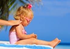 Beste zonnebrand voor jouw baby consumentenbond