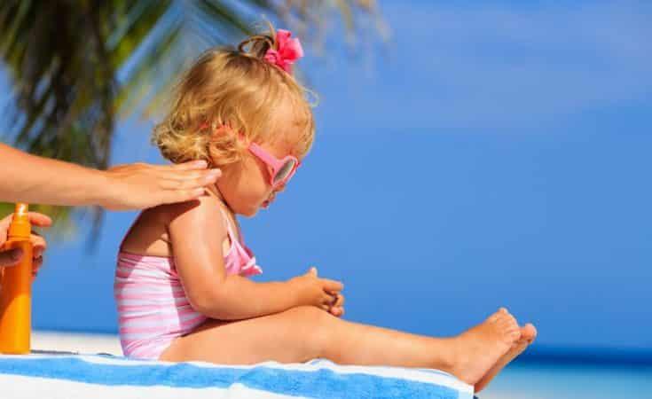 Beste zonnebrandmiddel voor jouw baby consumentenbond