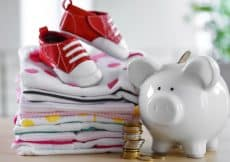Budget baby uitzetlijst