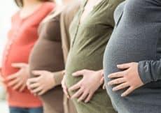 Gewichtstoename zwangerschap per week tabel