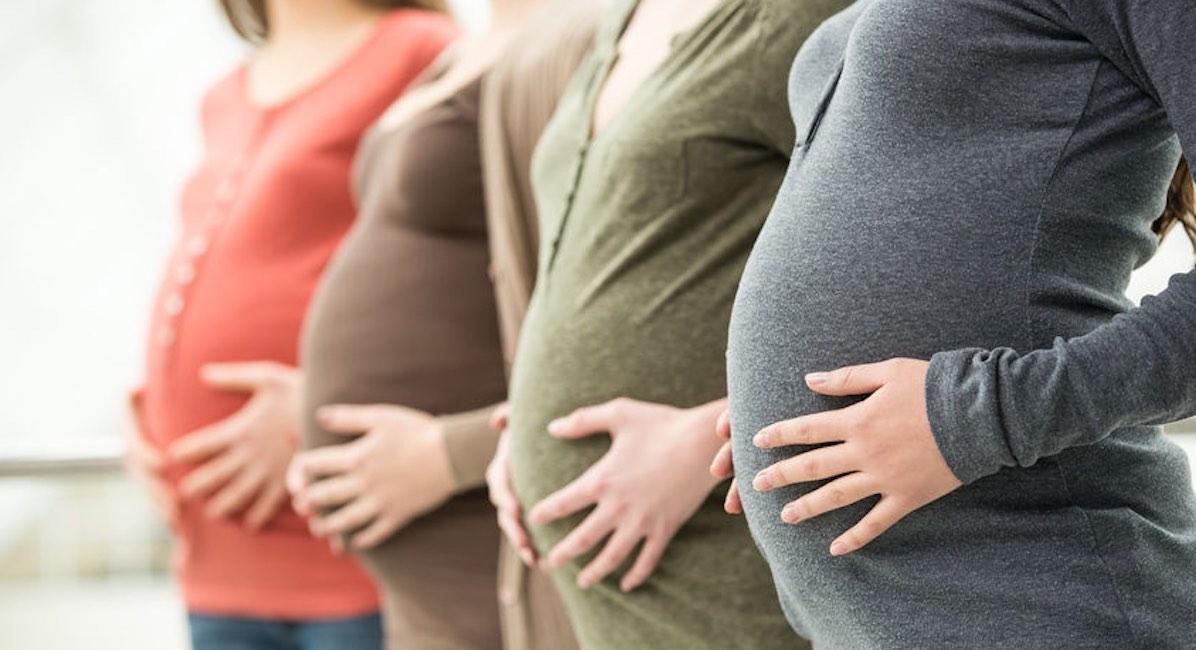 Gewichtstoename Beperken Tijdens Zwangerschap Zo Doe Je