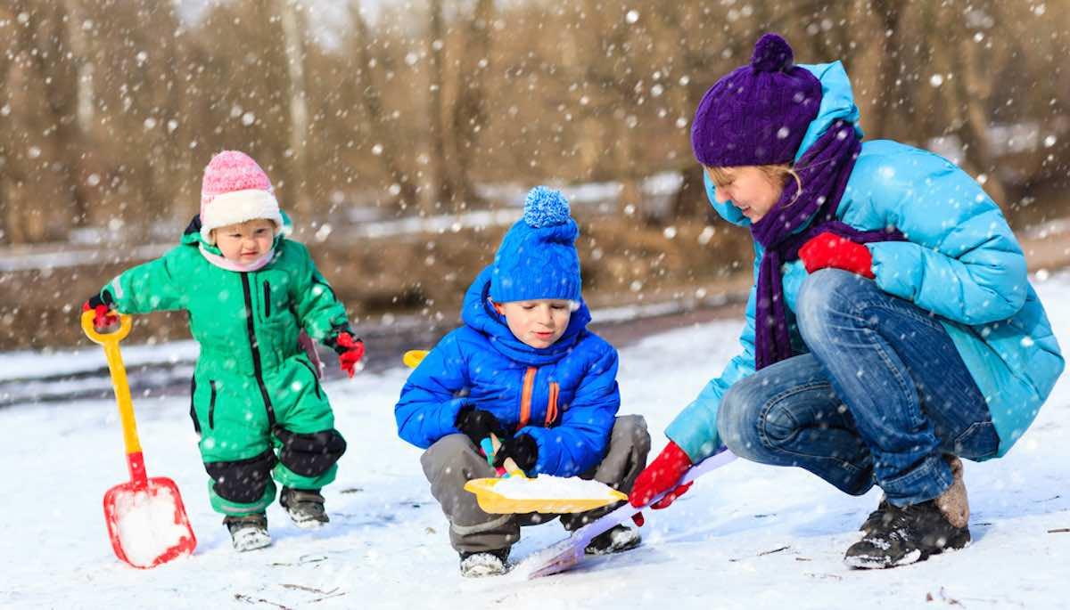 Hoe jouw kind warm houden in de kou?