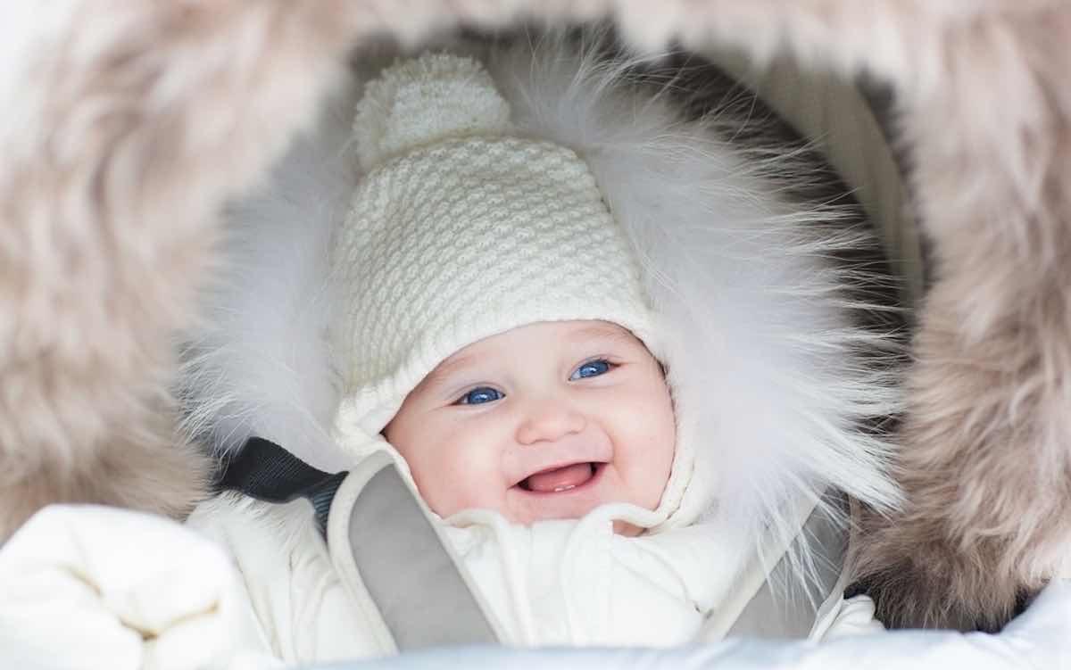 Hoe kleed je de kinderwagen en jouw baby aan in de winter