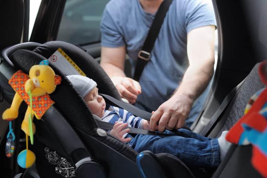 kinderzitje auto wetgeving