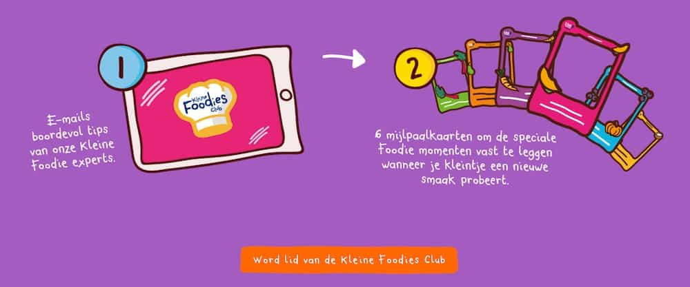 Kleine Foodies Club Ella Kitchen