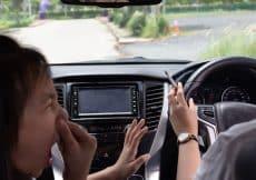 Roken in auto met kinderen verboden moeten worden