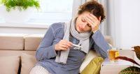 Roodvonk tijdens de zwangerschap kwaad