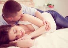 Seks tijdens eerste weken zwangerschap