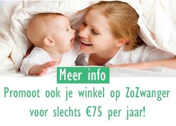 online winkel promoten op zozwanger