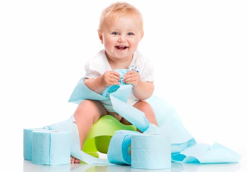 Signalen dat je kind klaar is voor zindelijkheidstraining