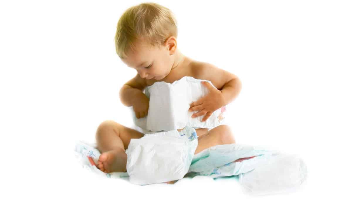 Tips bij het kiezen welke soort luiers het beste is voor de baby
