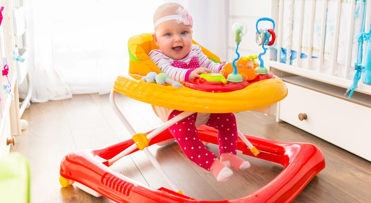 Beste loopstoel voor een baby ▷ wat je moet weten als ouder