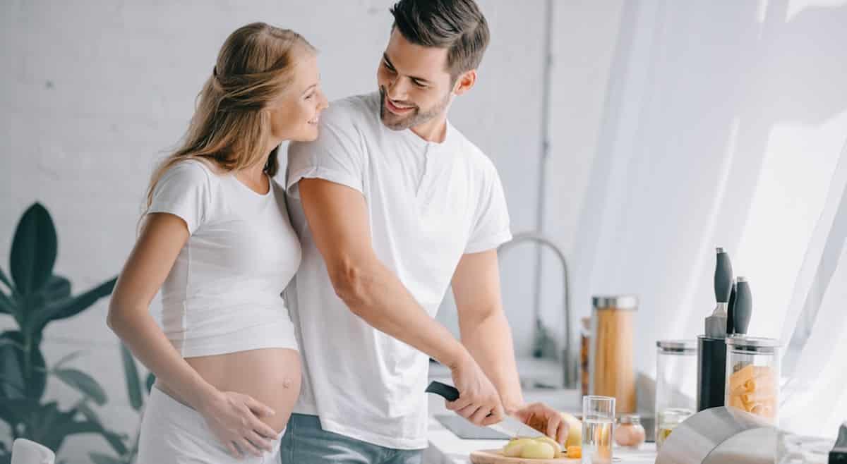 Tips van vrouwen over omgaan met een zwangere vrouw