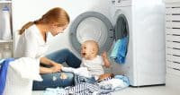 Tips wassen van babykleding