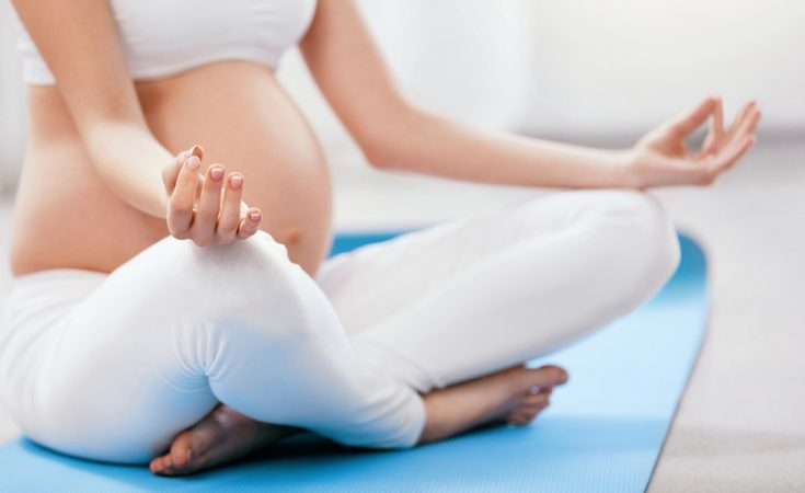 Tips voor zwangerschapsyoga