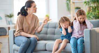 Toename huiselijk geweld Corona gezinnen met kinderen