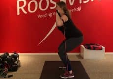 Trainingsschema met goede oefeningen tijdens zwangerschap