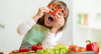Vegetarische recepten peuters