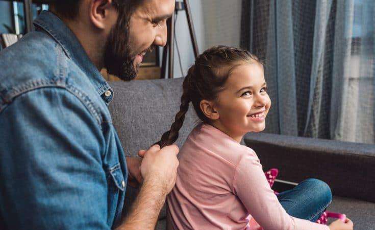 Vlechtjes maken voor beginners Tips vaders