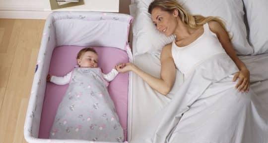 Voordelen aanschuifbedje of co-sleeper