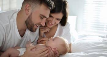 Waarom goed om te lachen naar je baby