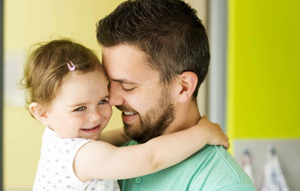 Waarom vaders anders met hun dochter omgaan
