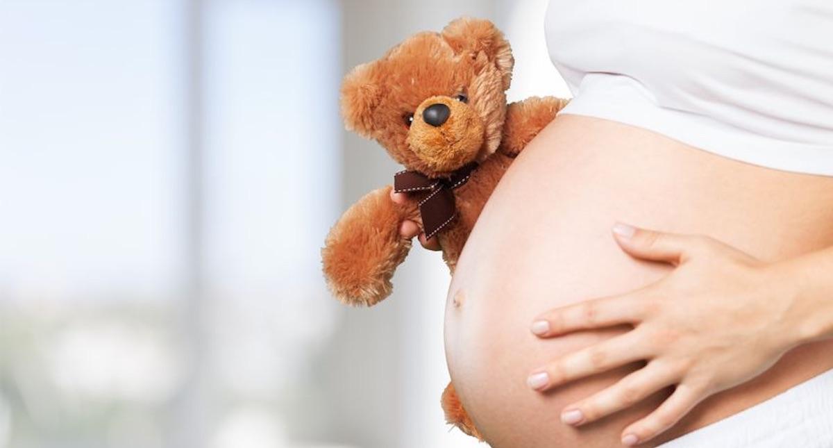 Wat kan een foetus zien in de buik