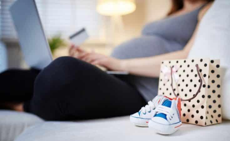 Wat wordt online het meest gekocht door moeders