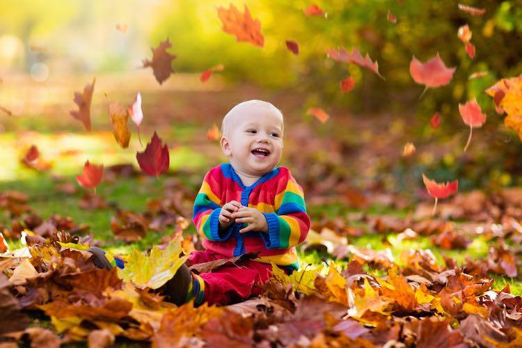 Welke kleding heb je nodig voor een baby in de herfst