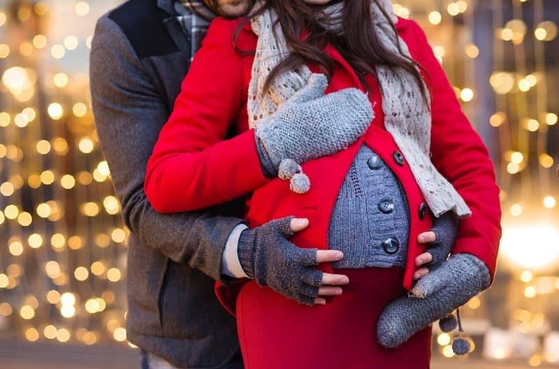 aankomen tijdens de zwangerschap