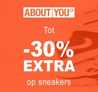 About You Schoenen banner