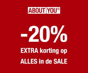Kleding mama About you SALE banner