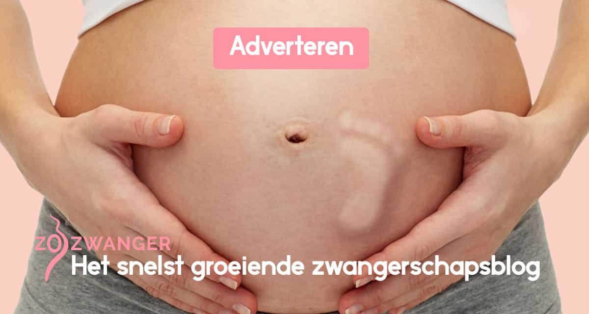 adverteren zwangerschapspagina zwanger magazine