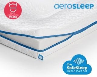 aerosleep babymatras veilig slapen