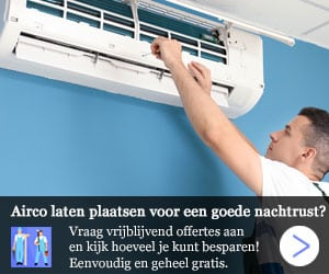 airco goede nachtrust banner