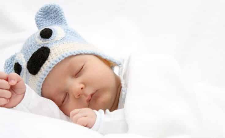 baby 2 maanden oud kwijlen
