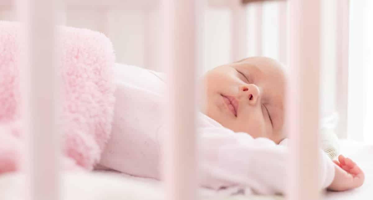 baby 4 maanden slaapt slecht