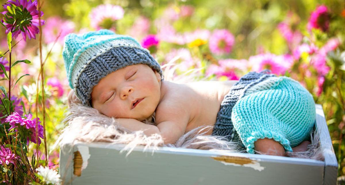 baby buiten slapen kinderdagverblijf