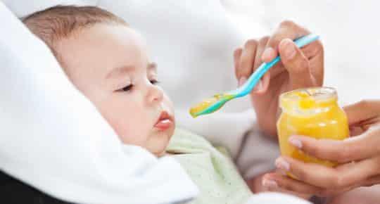 baby leren kauwen tips