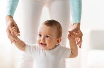 baby leren lopen schema schoenen