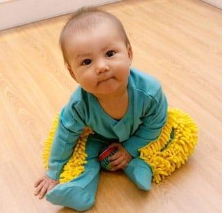 baby mop dweil