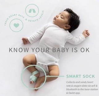 baby sok monitor baby gadgets