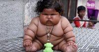 baby van 18 kilo overgewicht