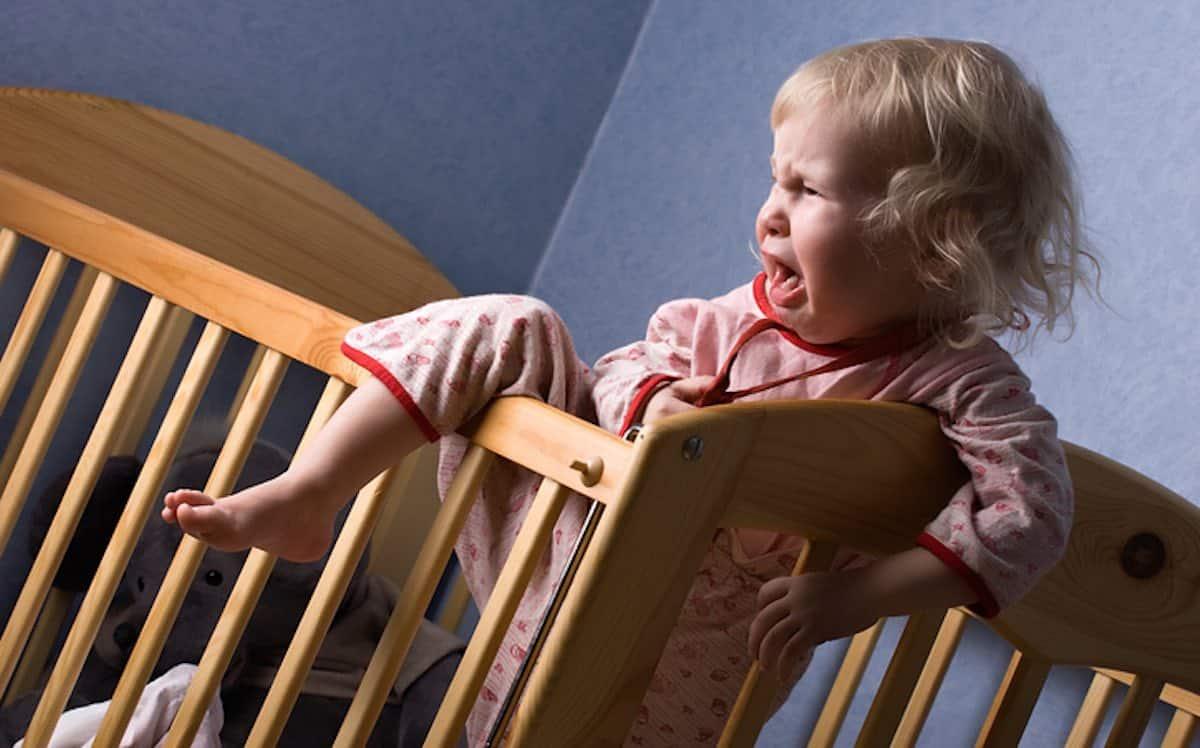 baby wil niet slapen 10 maanden