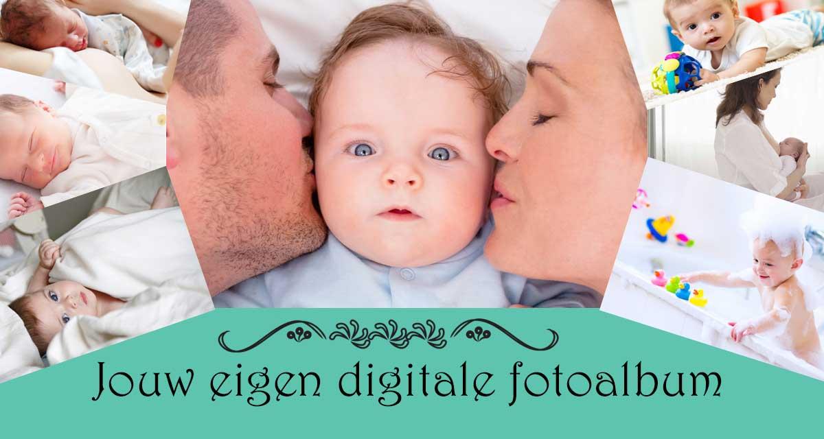 Verrassend Tips: Online een babyboek van het eerste jaar maken ▷ Ideeën babyboek OM-77