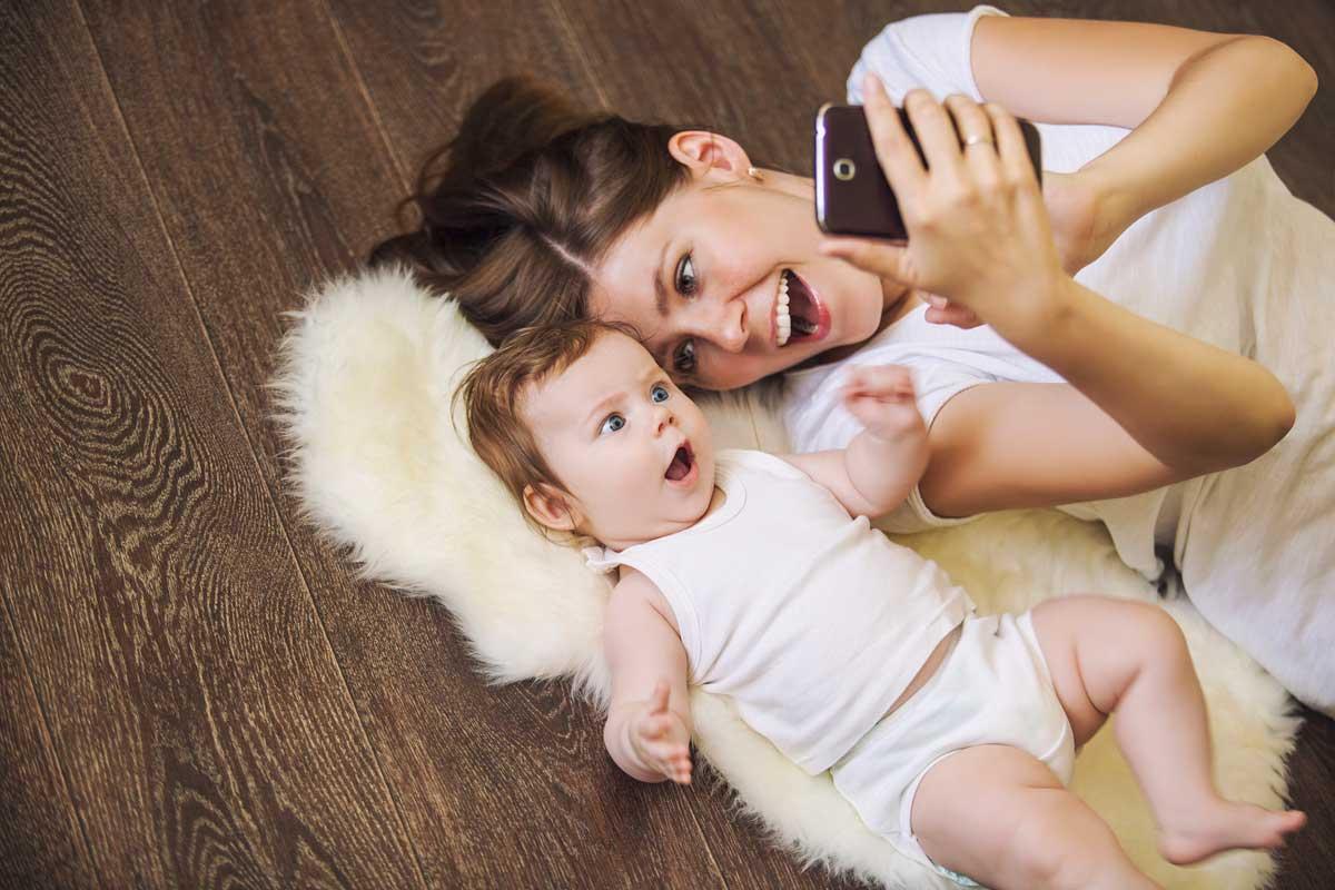 babydagboek app