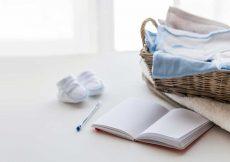 babydagboek maken